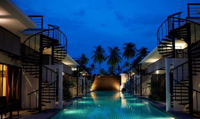 Pool The Kris Resort