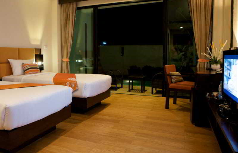 Room The Kris Resort