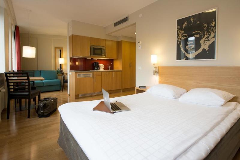 Room Scandic Malmo City