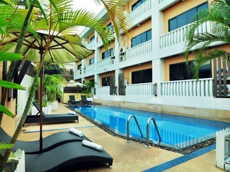Rattana Beach Hotel - Hotel - 1