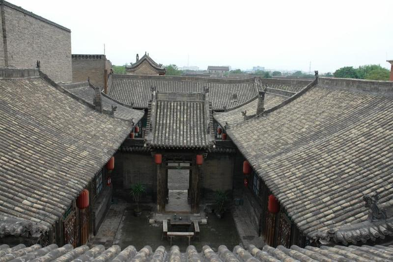 General view Yi De Pingyao