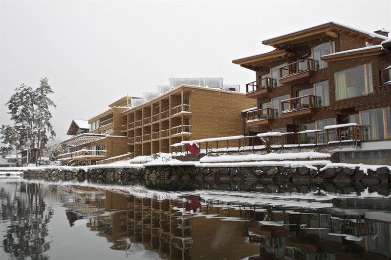 Seehotel & Seevilla Freiberg - Hotel - 4
