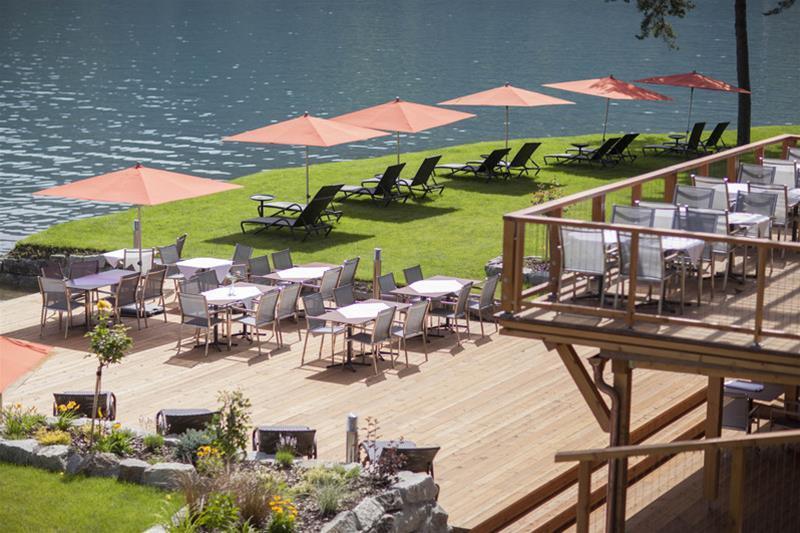 Seehotel & Seevilla Freiberg - Terrace - 12