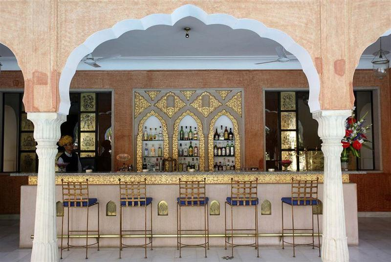 Samode Haveli - Bar - 3