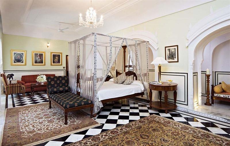 Samode Haveli - Room - 1