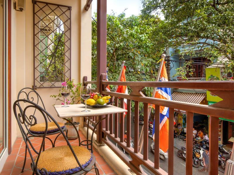 Best Price On Quoc Hoa Premier Hotel And Spa In Hanoi