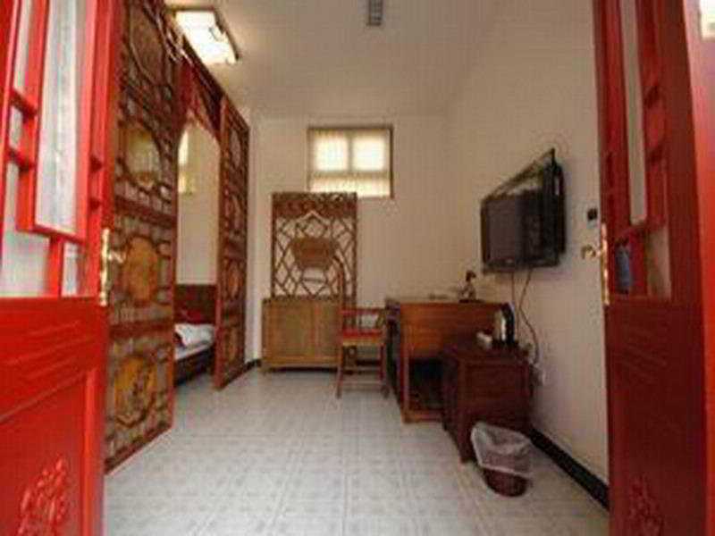 Room Tiananmen Best Year Courtyard Hotel