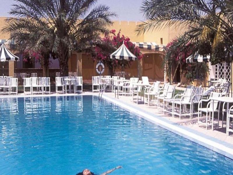 Pool Sun Palm