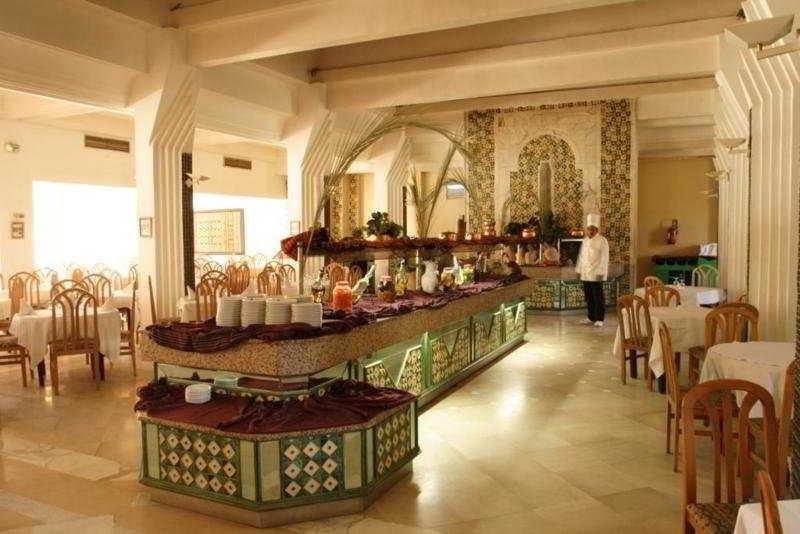 Restaurant Sun Palm