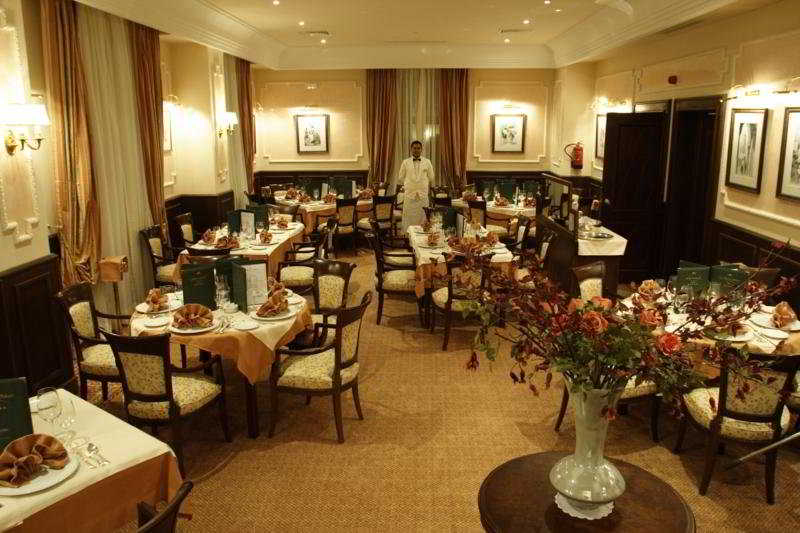 Restaurant Les Oliviers Palace