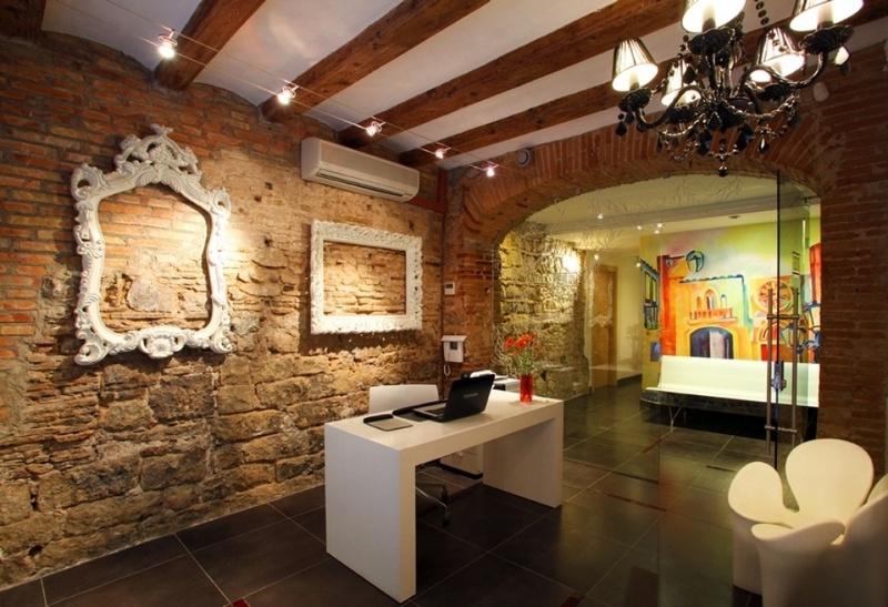Lobby Ciutat Vella Apartments