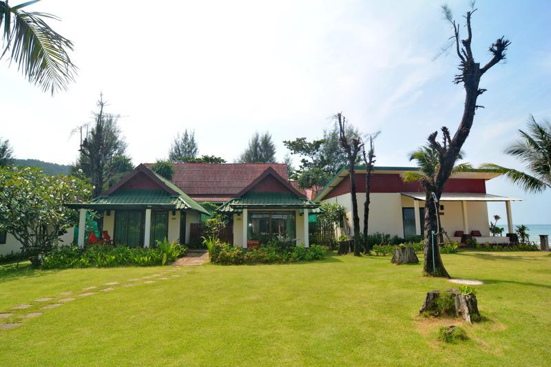 Golden Bay Cottages - Hotel - 8