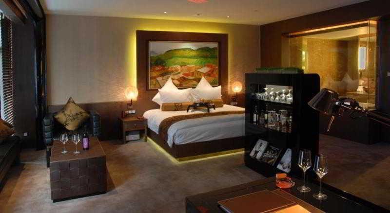 Room Pudi Boutique Hotel Fuxing Park Shanghai Xintiandi