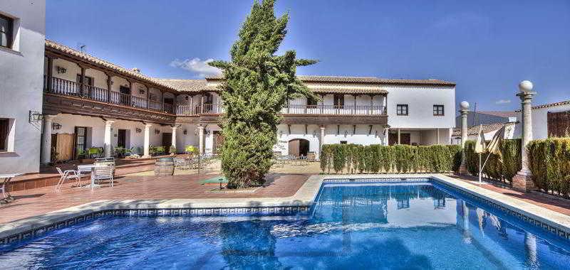 Pool Palacio Santa Cruz De Mudela