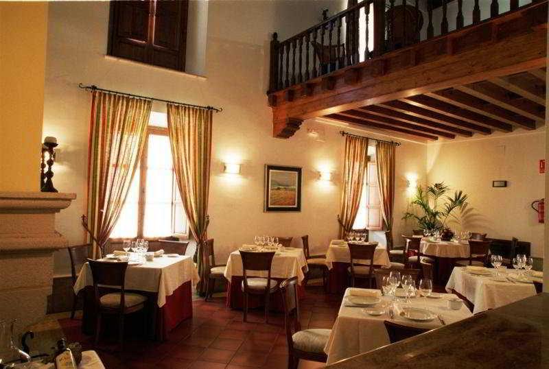 Restaurant Palacio Santa Cruz De Mudela