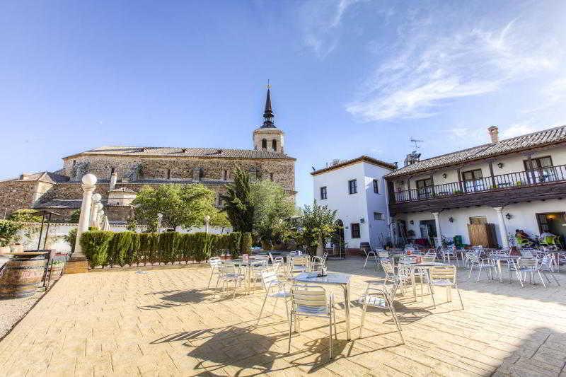Terrace Palacio Santa Cruz De Mudela