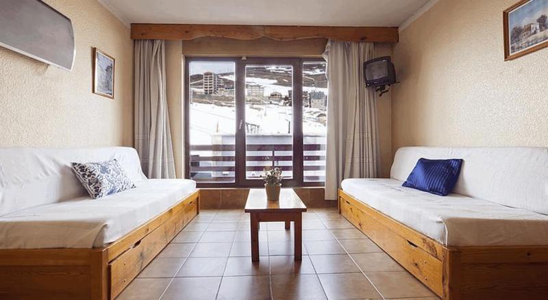 Room Paradis Blanc