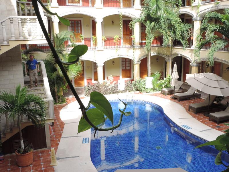 General view Hacienda Real Del Caribe