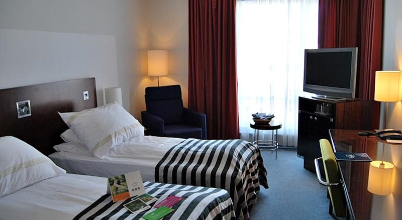 General view Quality Hotel Grand, Kongsberg