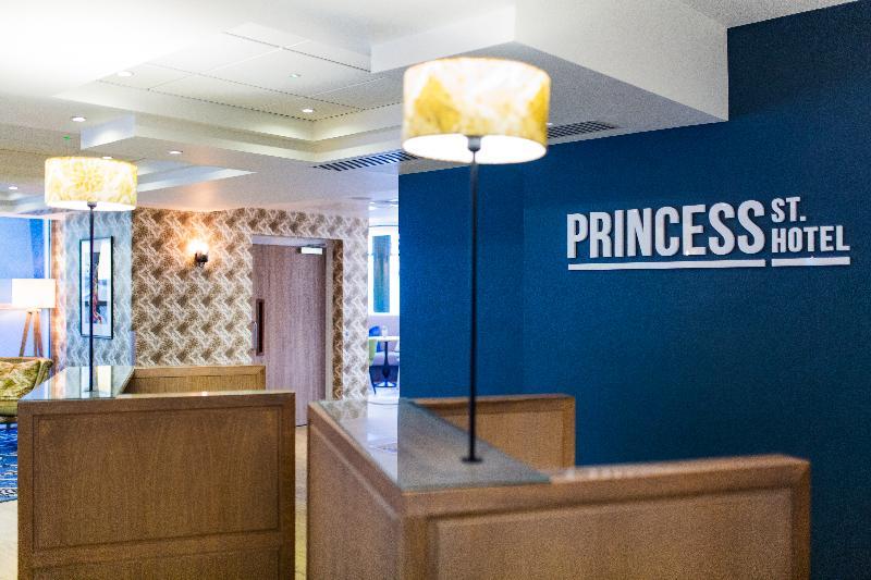 Lobby Princess Street Hotel
