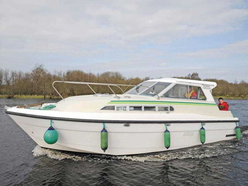 General view Le Boat Belturbet