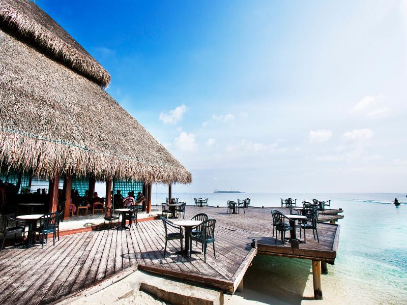 Foto del Hotel Adaaran Club Rannalhi del viaje sri lanka maldivas