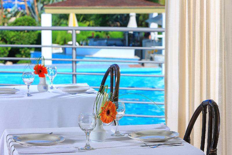 Restaurant Santa Marina Beach