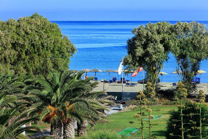 Beach Santa Marina Beach
