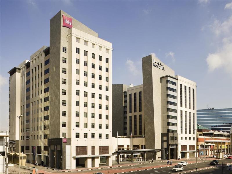 General view Ibis Deira City Centre