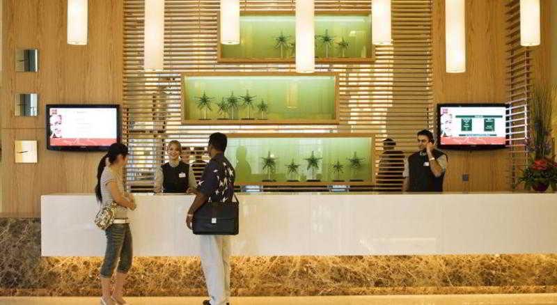 Lobby Ibis Deira City Centre