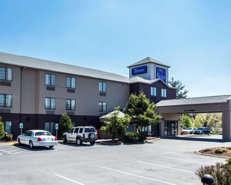 General view Sleep Inn (sevierville)