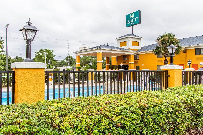 General view Econo Lodge