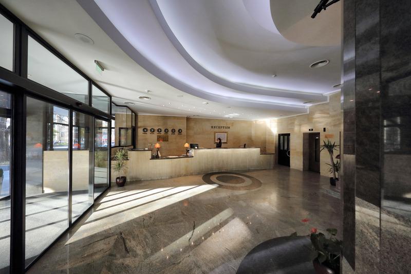 Foto del Hotel Dunav Plaza del viaje bulgaria tour unesco