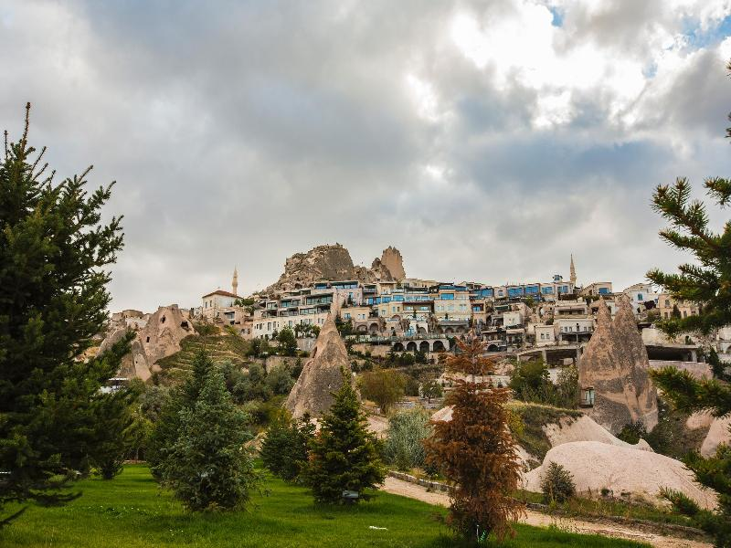 General view Cappadocia Cave Resort & Spa