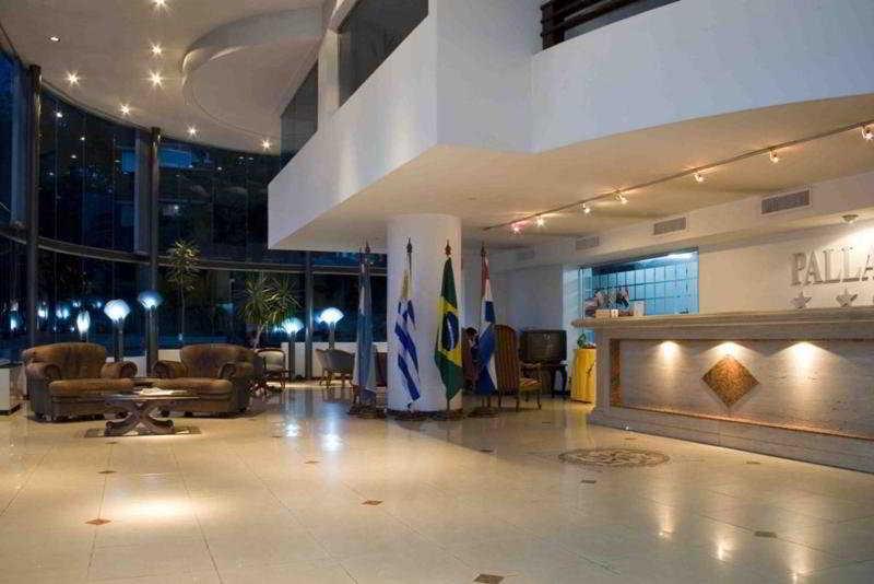 Lobby Palladium Business Hotel