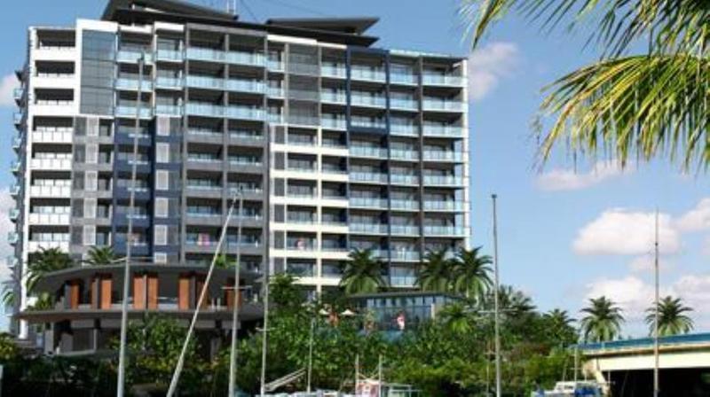 General view Oaks Gateway Suites