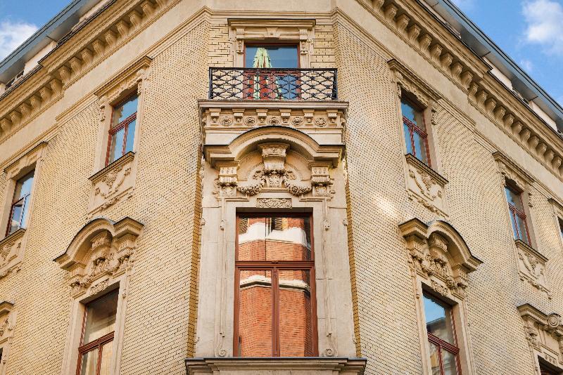 General view Palazzo Zichy