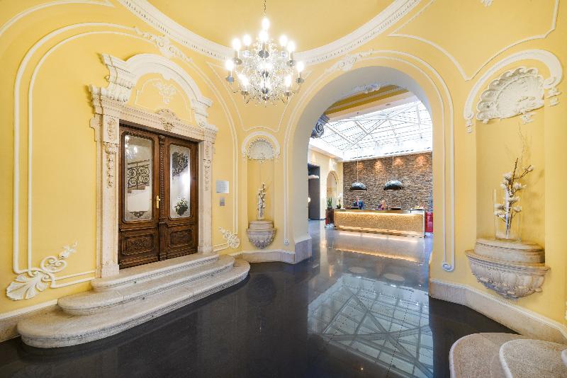 Lobby Palazzo Zichy