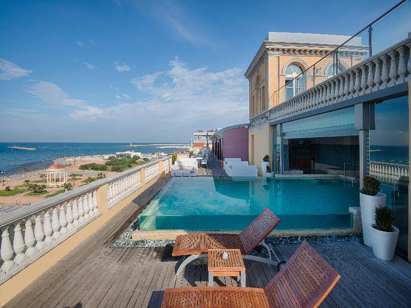 Pool Grand Hotel Palazzo Livorno