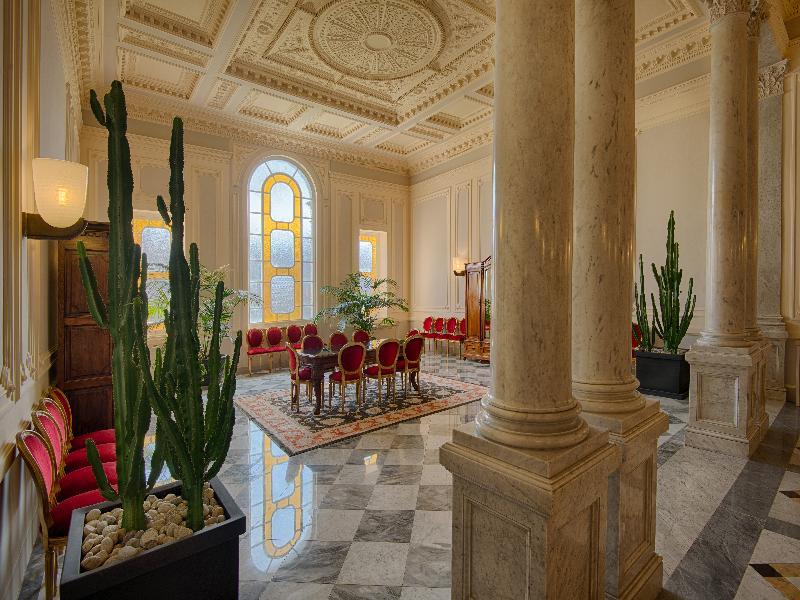 Restaurant Grand Hotel Palazzo Livorno