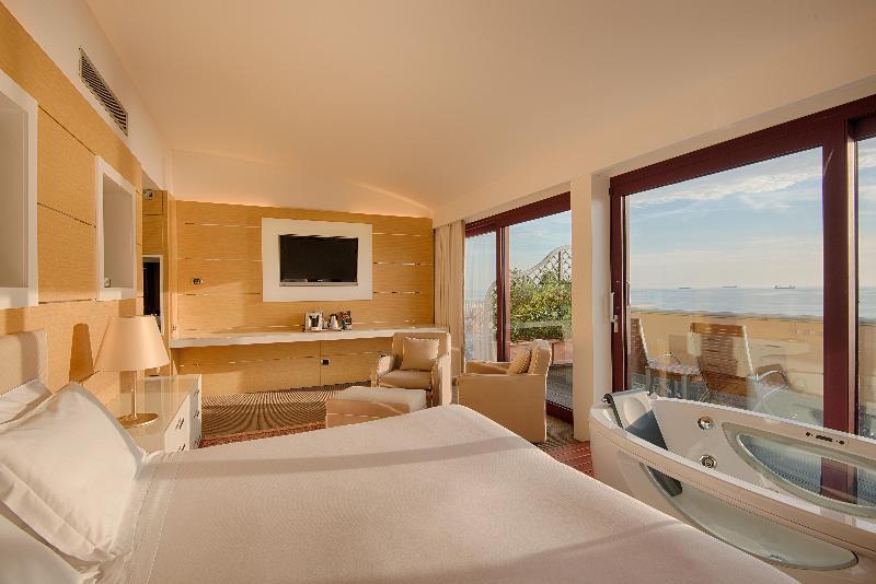 Room Grand Hotel Palazzo Livorno