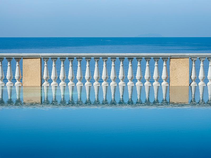 Terrace Grand Hotel Palazzo Livorno