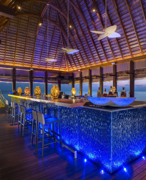 Bar W Maldives
