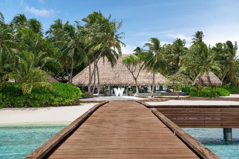 Lobby W Maldives