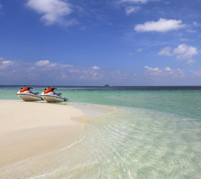 Beach W Maldives