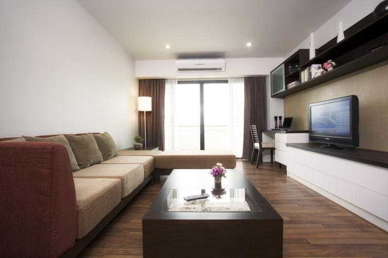 Room The Grand Napat Serviced Apartment
