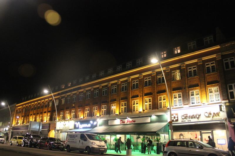 General view St. Georgio Hotel