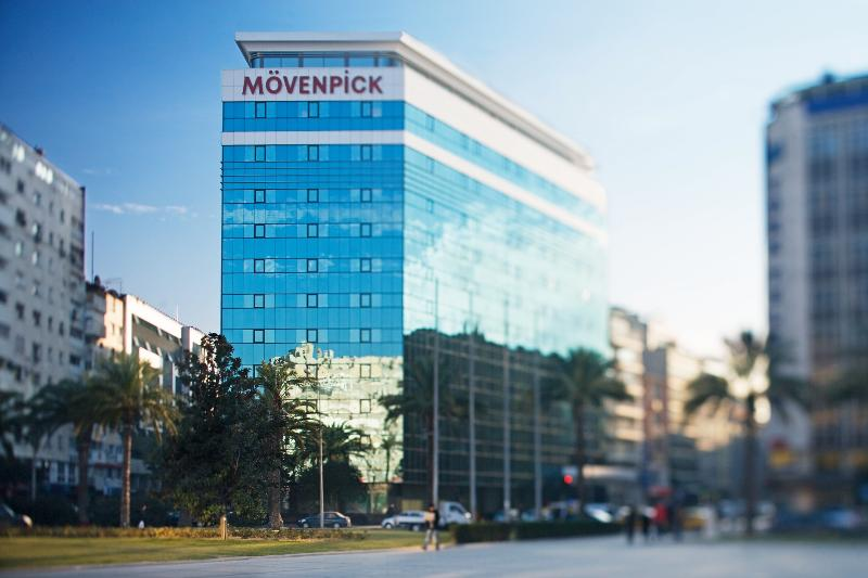General view Mövenpick Hotel Izmir
