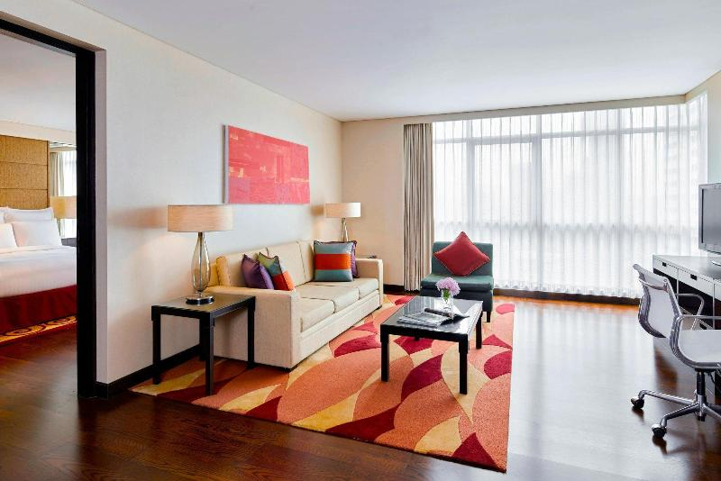 Marriott Executive Apartment Sathorn Vista Bangkok