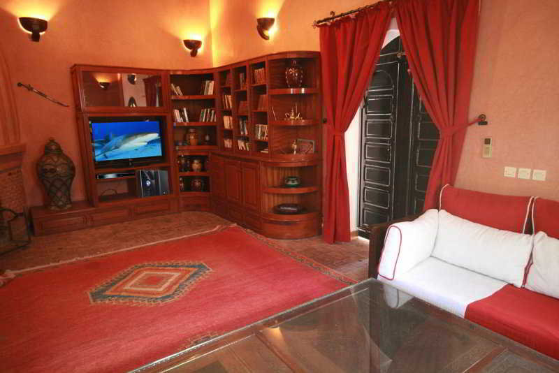 Lobby Riad Dar Ilham